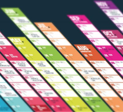 The Ultimate Retail Marketing Calendar 2021: All the dates you need in one place.